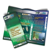 Full Color Folded Brochures