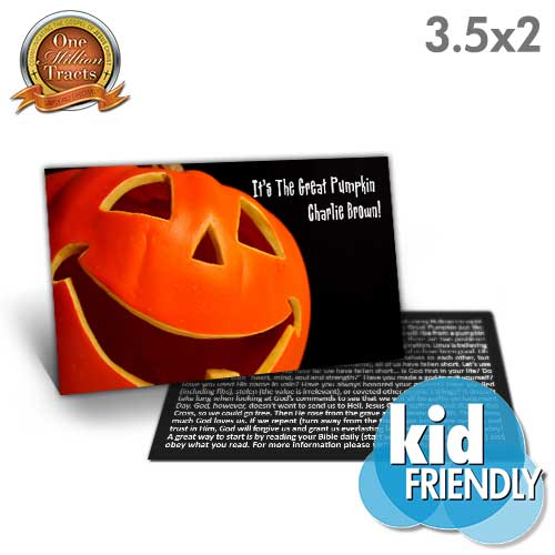 Great Pumpkin Tract (One Million Tracts)