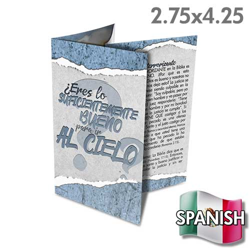 Spanish Are You Good Enough? (Pack of 50)