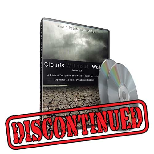 DVD - Clouds Without Water