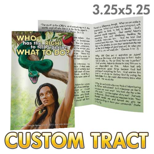 Custom Tract - Who Has The Right?