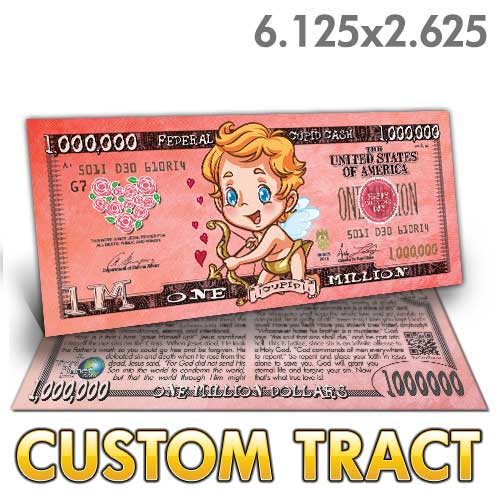 Custom Tract - Cupid Cash