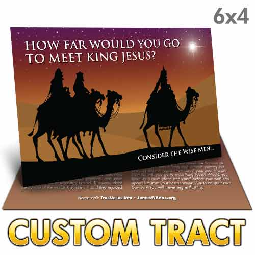 Custom Tract - How Far