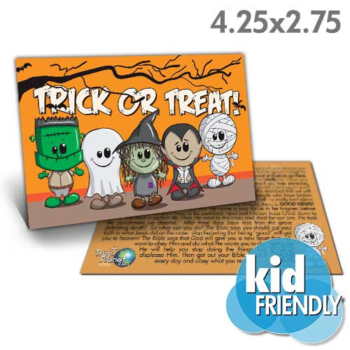 Trick or Treat (Children's Halloween)
