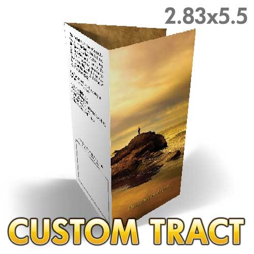 Custom Tract - Have You Found Rest?