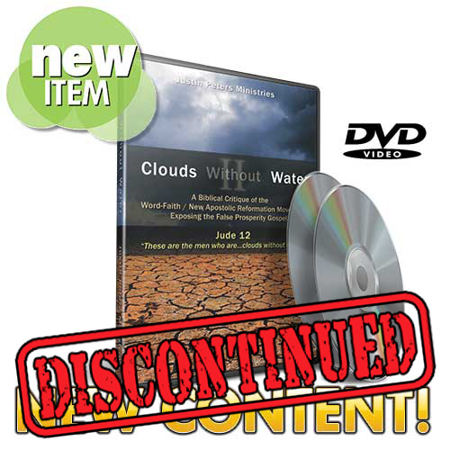 DVD - Clouds Without Water 2 (NEW)