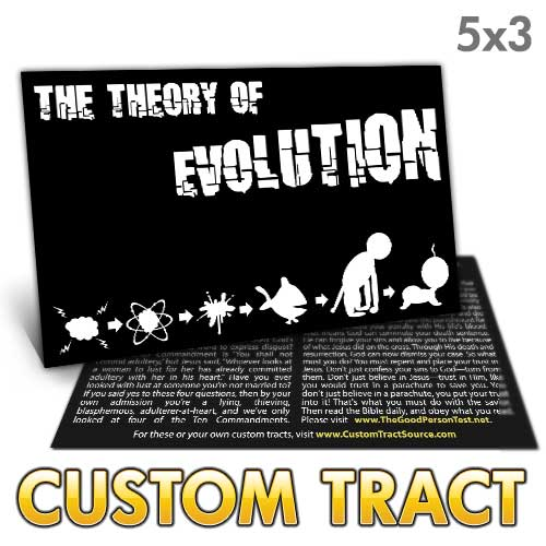 Custom Tract - Evolution