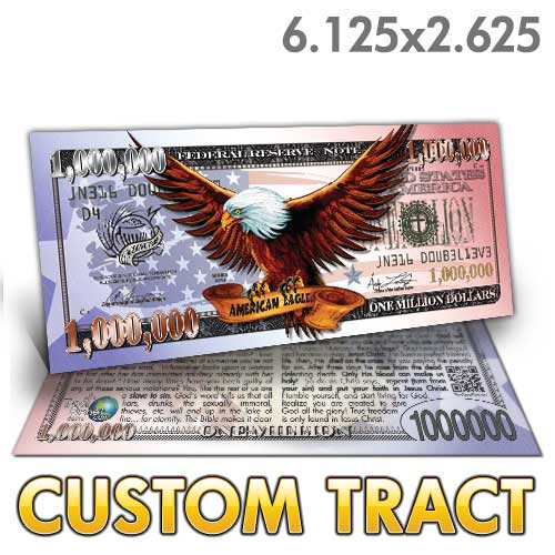 Custom Tract - Freedom Cash