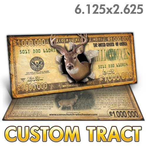 Custom Tract - Million Bucks