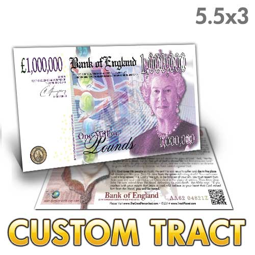 Custom Tract - Million Pound Tract