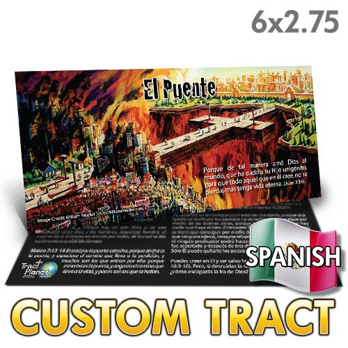 Custom Tract - The Bridge (Spanish)