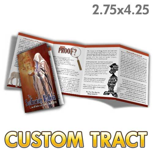 Custom Tract - The Suffering Rabbi