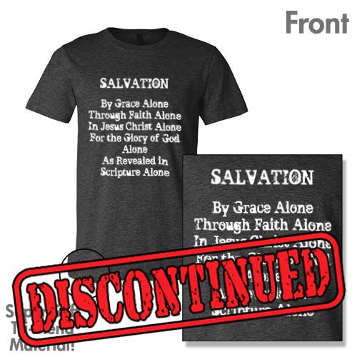 Salvation Shirts