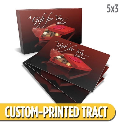 Custom Tract - A Gift For You