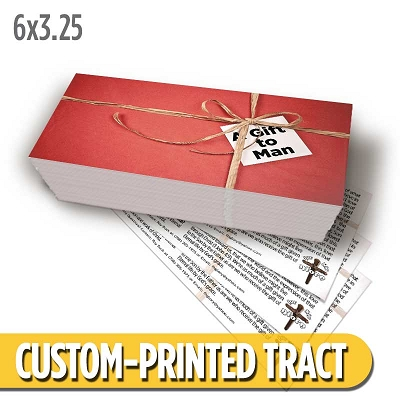Custom Tract - A Gift to Man