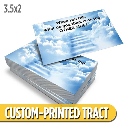 Custom Tract - Heaven or Hell