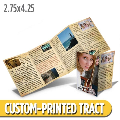 Custom Tract - How Can God Use Me