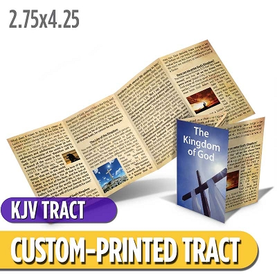 Custom Tract - Kingdom of God