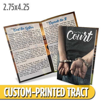Custom Tract - Your Day in Court