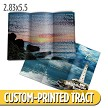 Custom 'Lighthouse' Tract (Tri Fold)