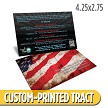 Custom 'Memorial Day' Tract (4.25x2.75)