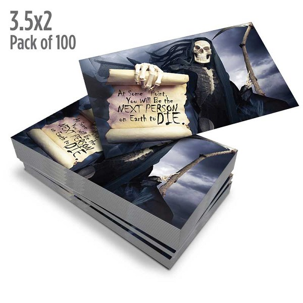 Grim Reaper Tract (Pack of 100)