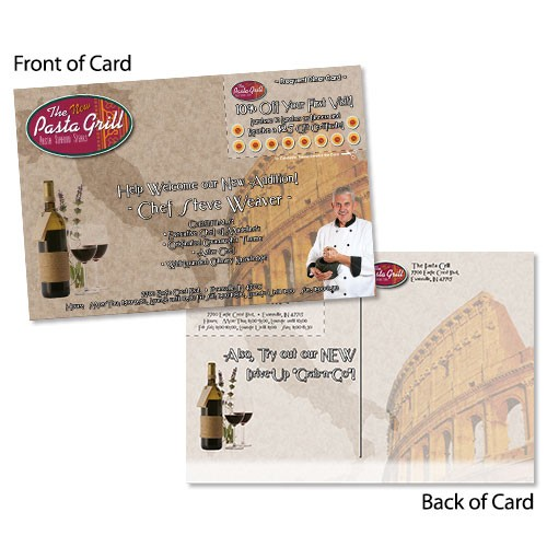 Full Color Post Cards